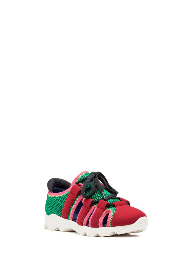Marni Lace-up sneakers Woman - 2