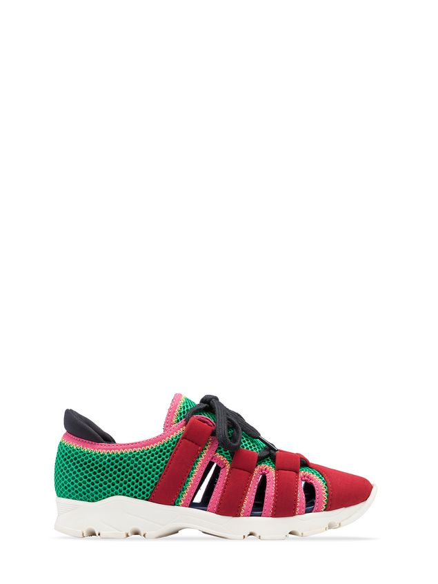 Marni Lace-up sneakers Woman - 1