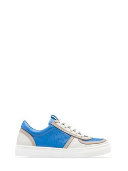 Marni Two-tone lace-up sneakers Man