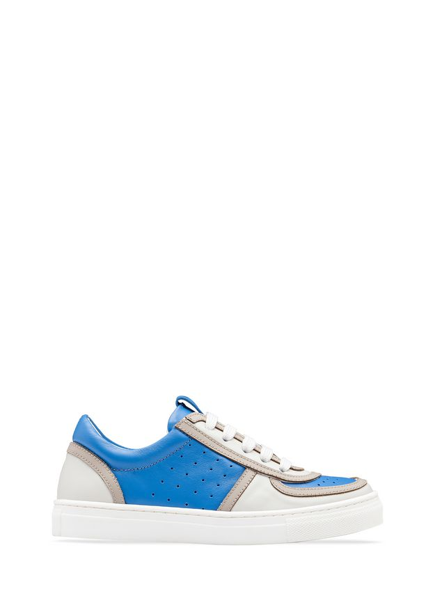 Marni Two-tone lace-up sneakers Man - 1