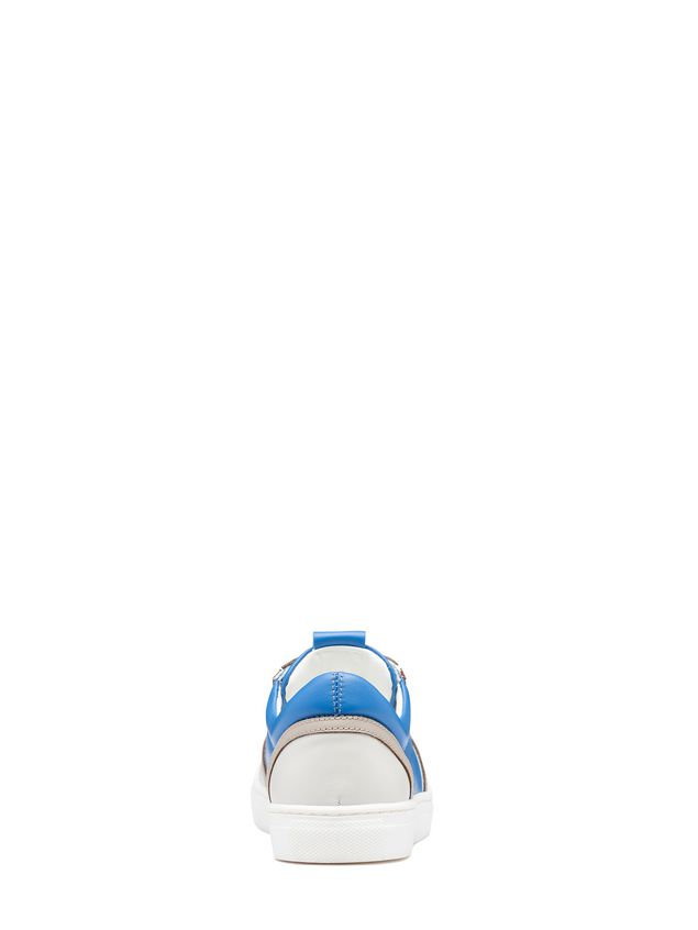 Marni Two-tone lace-up sneakers Man - 3