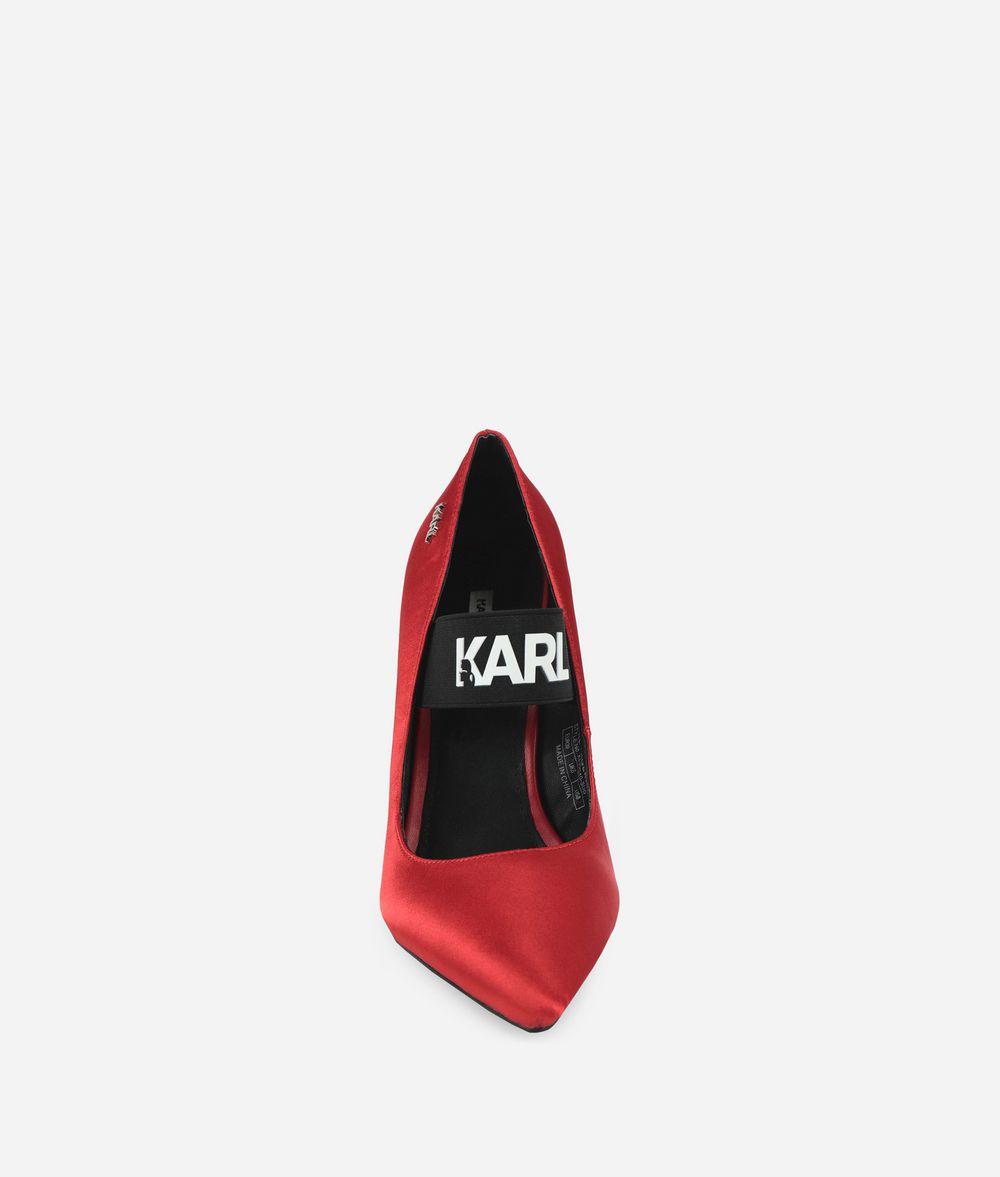 KARL LAGERFELD MANOIR HI PUMPS Sandal Woman d