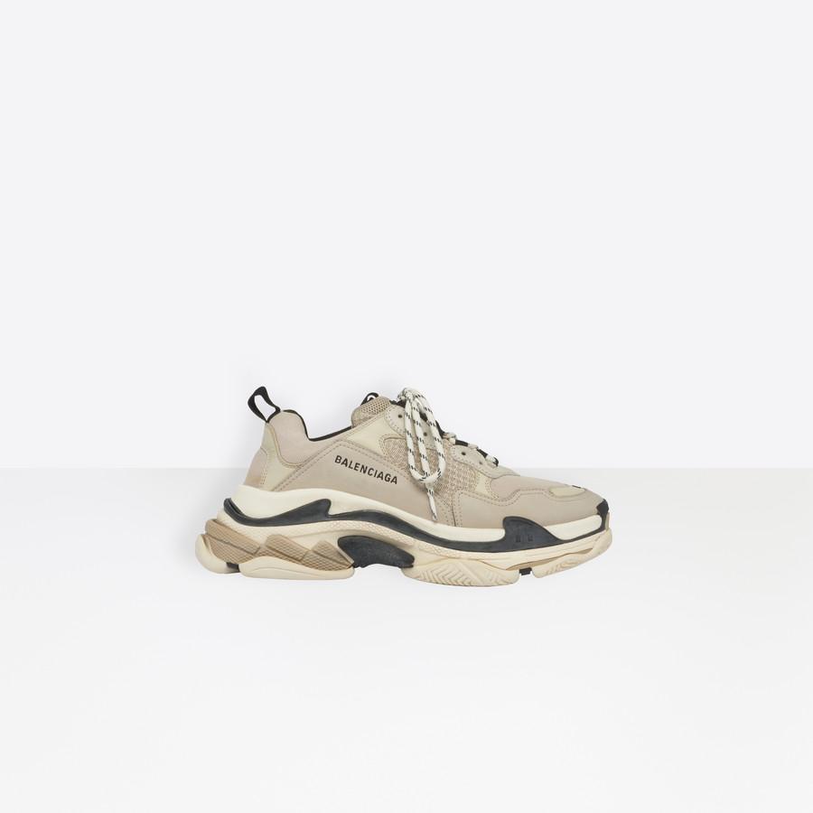 Triple S Sneaker Vanille for Men