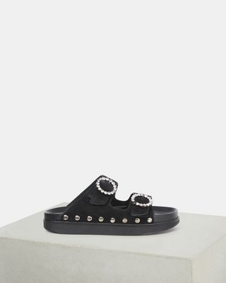 ISABEL MARANT SANDALS Woman NODDI sandals d