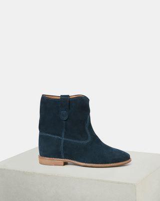 ISABEL MARANT BOOTS Woman CRISI boots d