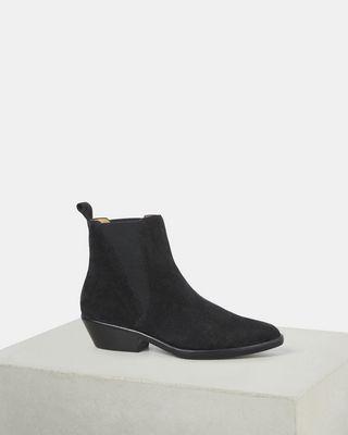 ISABEL MARANT BOOTS Woman DRENKY boots d