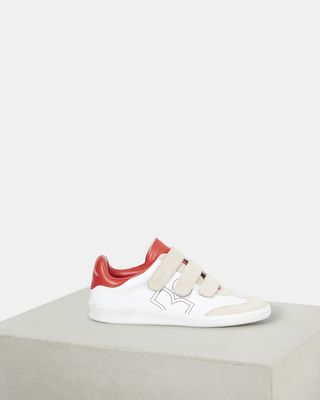 ISABEL MARANT BASKETS Femme Baskets BETH d