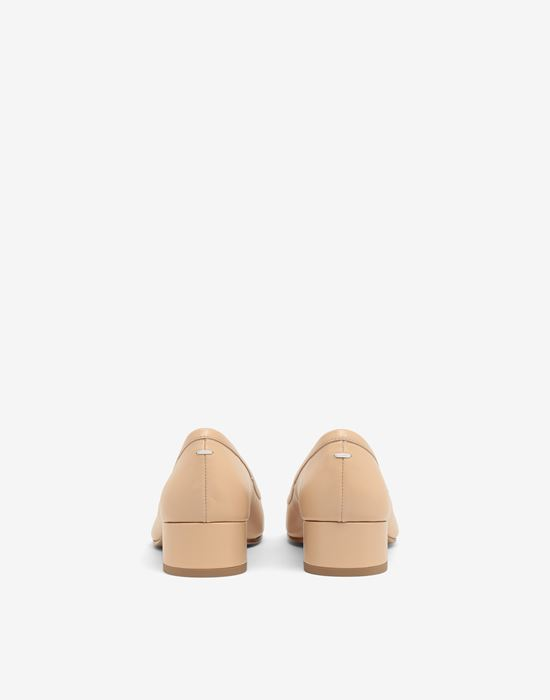 MAISON MARGIELA Tabi leather ballerina pumps Ballet flats [*** pickupInStoreShipping_info ***] d
