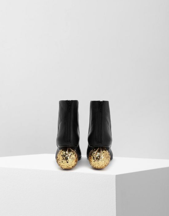 MM6 MAISON MARGIELA Christmas ball-heeled ankle boots Ankle boots [*** pickupInStoreShipping_info ***] d