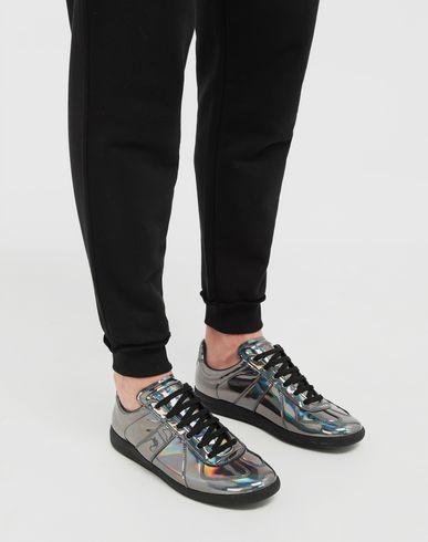 SHOES Replica low top hologram sneakers
