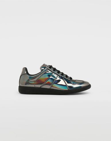 MAISON MARGIELA Sneakers [*** pickupInStoreShippingNotGuaranteed_info ***] Replica low top hologram sneakers f