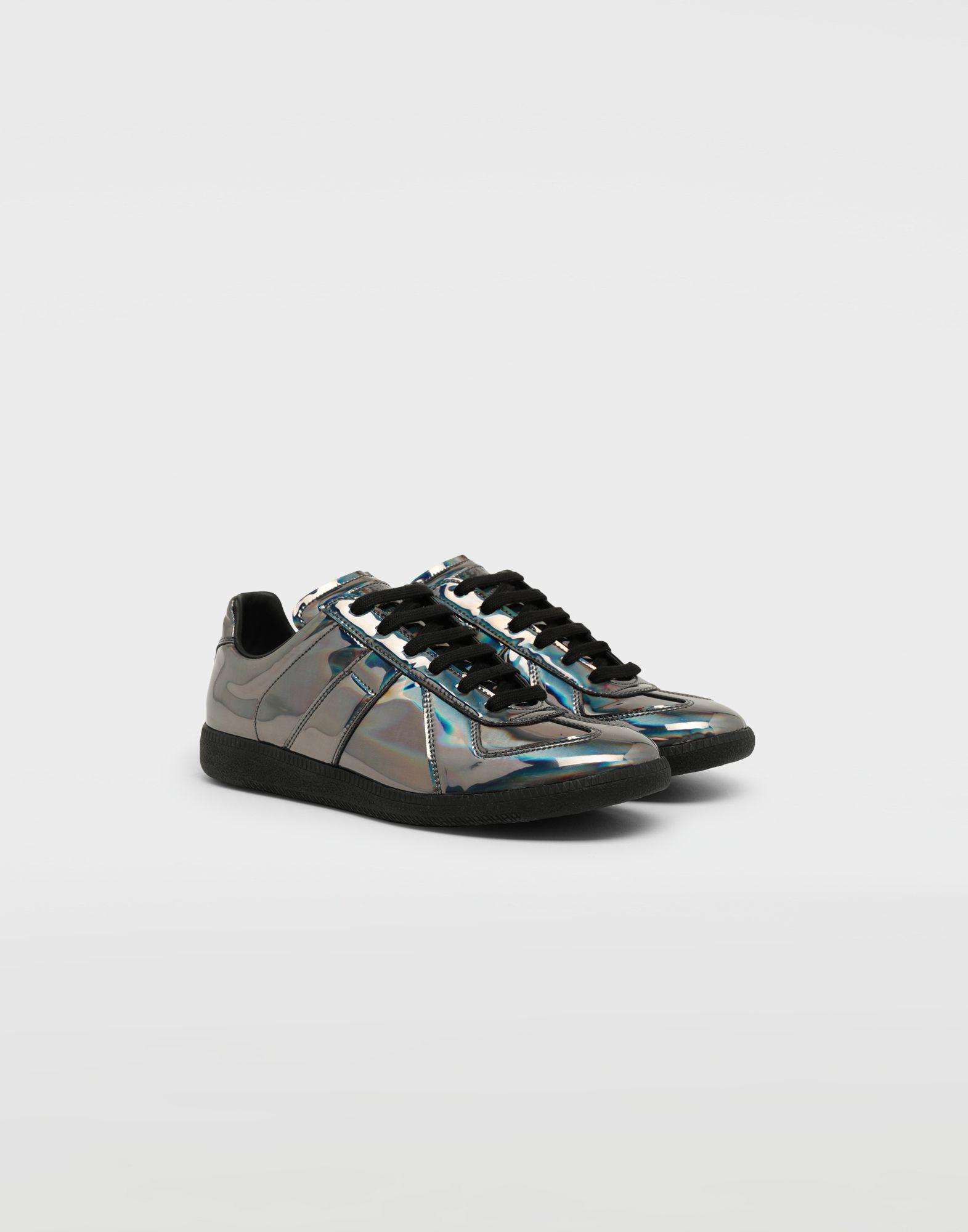 MAISON MARGIELA Replica low top hologram sneakers Sneakers Man r