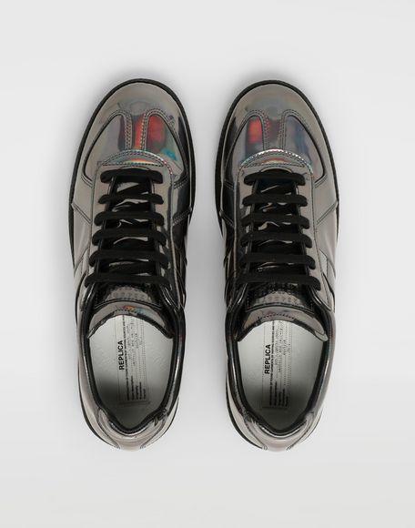 MAISON MARGIELA Replica low top hologram sneakers Sneakers Man d