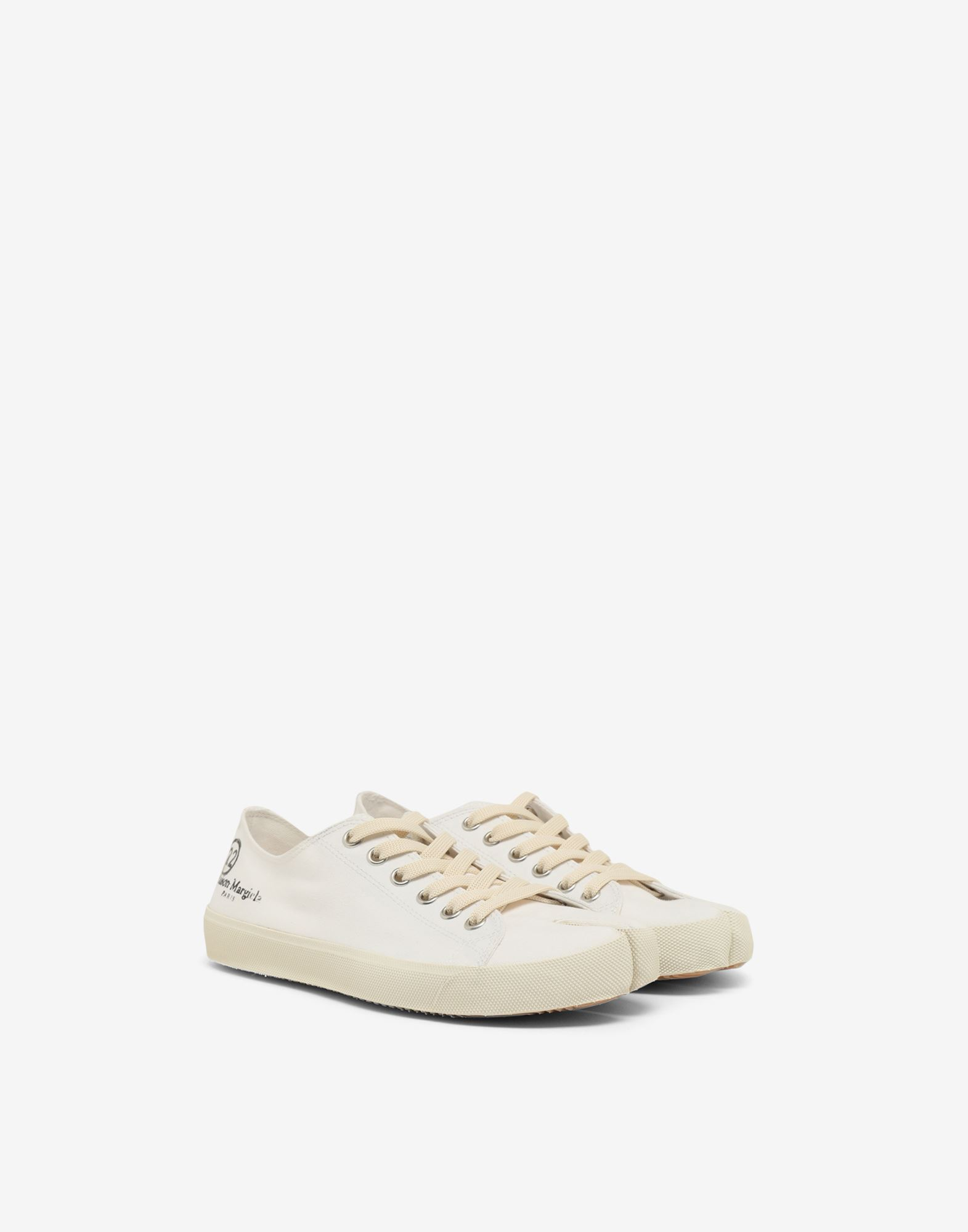 MAISON MARGIELA Tabi lace-up shoes Sneakers Tabi Man r