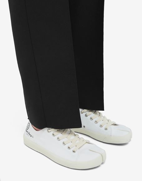 MAISON MARGIELA Tabi lace-up shoes Sneakers Tabi Man b