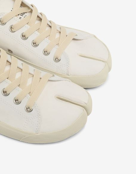 MAISON MARGIELA Tabi lace-up shoes Sneakers Tabi Man e