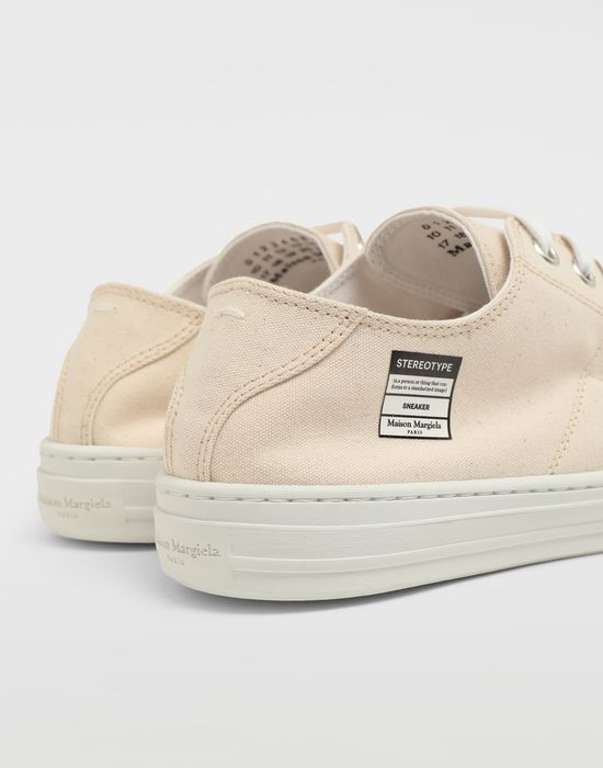 MAISON MARGIELA Stereotype low top sneakers Sneakers [*** pickupInStoreShippingNotGuaranteed_info ***] a