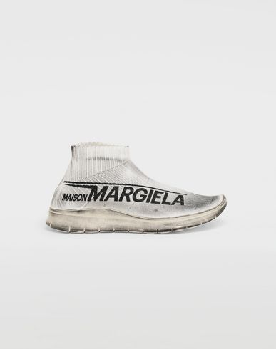 b81108f0cb3 MAISON MARGIELA Sneakers      pickupInStoreShippingNotGuaranteed info       Dirty Treatment low top