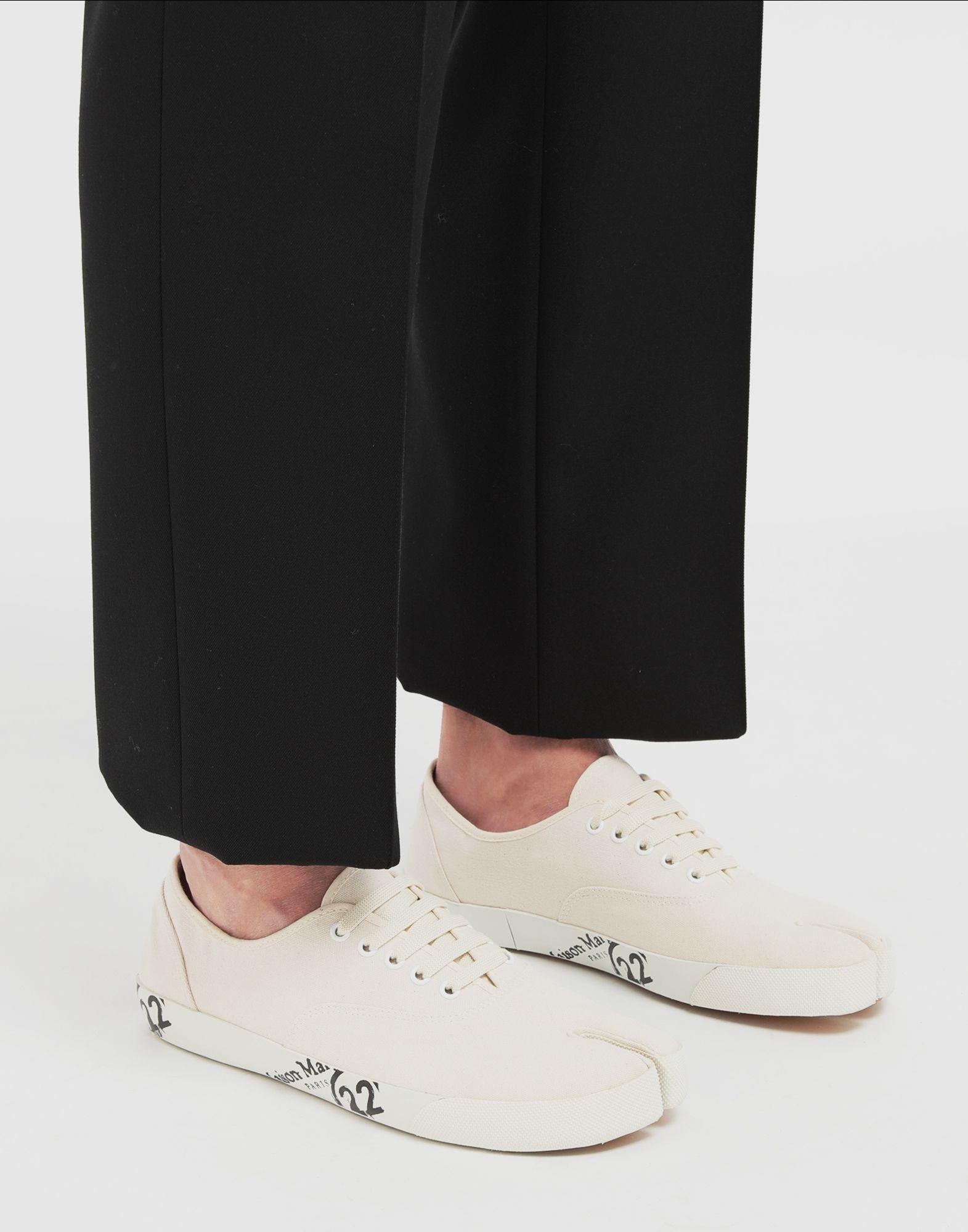 MAISON MARGIELA Schnürschuhe Tabi Sneakers Tabi Herren b