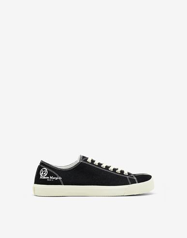 SHOES Tabi low top sneakers Black