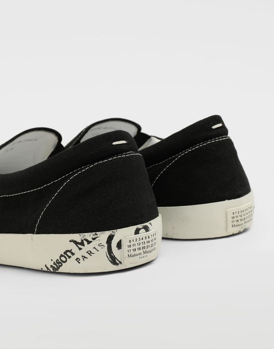 MAISON MARGIELA Tabi slip-on shoes Sneakers [*** pickupInStoreShippingNotGuaranteed_info ***] a