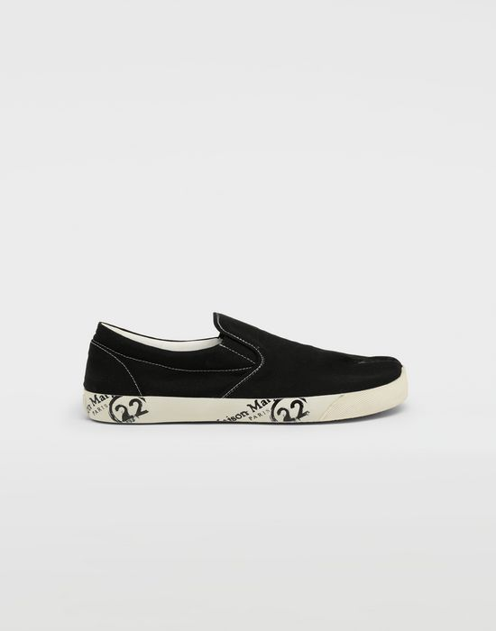 MAISON MARGIELA Tabi slip-on shoes Sneakers [*** pickupInStoreShippingNotGuaranteed_info ***] f