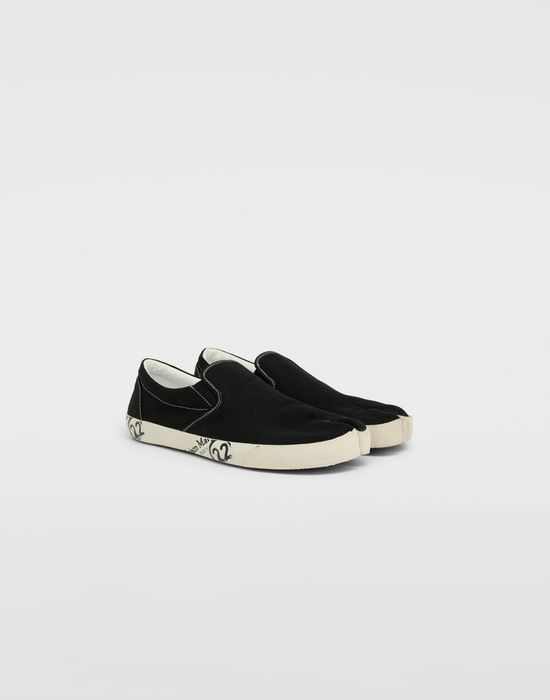 MAISON MARGIELA Tabi slip-on shoes Sneakers [*** pickupInStoreShippingNotGuaranteed_info ***] r
