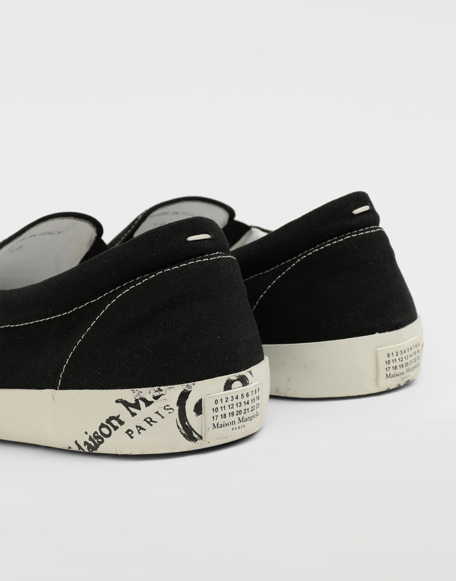 MAISON MARGIELA Tabi slip-on shoes Sneakers Tabi Man a