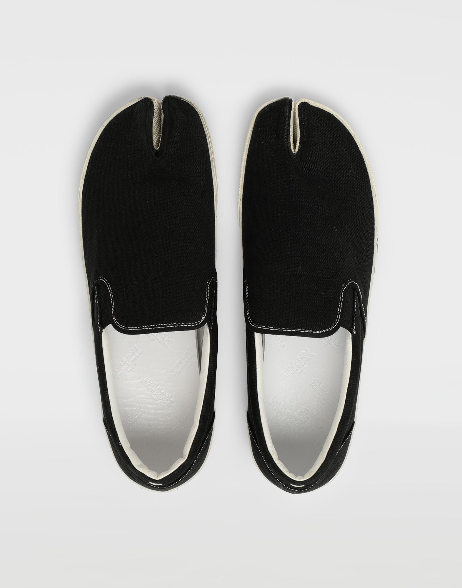 MAISON MARGIELA Tabi slip-on shoes Sneakers Tabi Man d