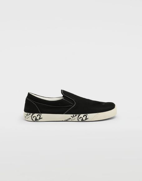 MAISON MARGIELA Tabi slip-on shoes Sneakers Tabi Man f