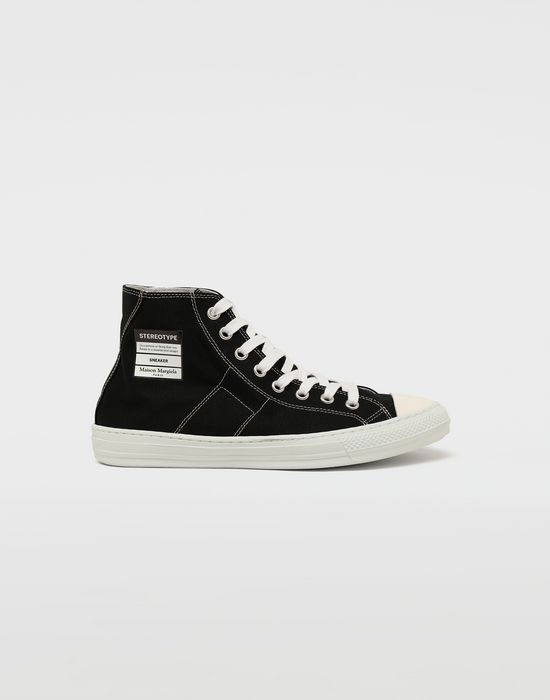 MAISON MARGIELA Stereotype high top sneakers Sneakers [*** pickupInStoreShippingNotGuaranteed_info ***] f