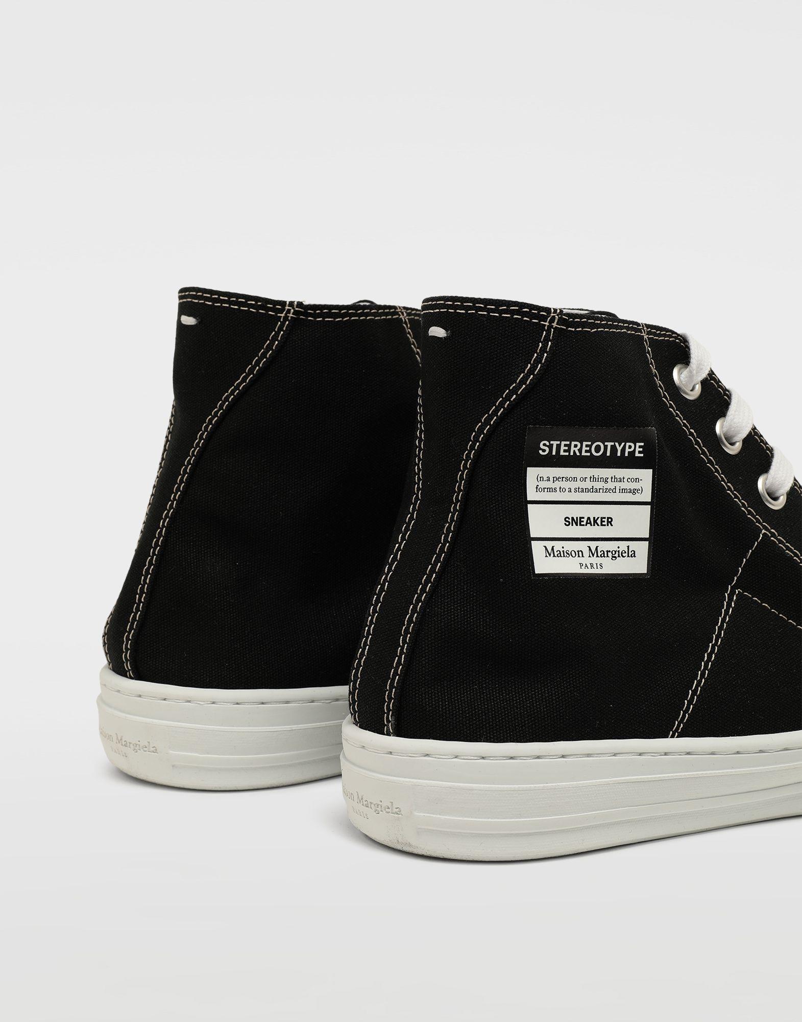 MAISON MARGIELA High-Top-Sneakers Stereotype Sneakers Herren a