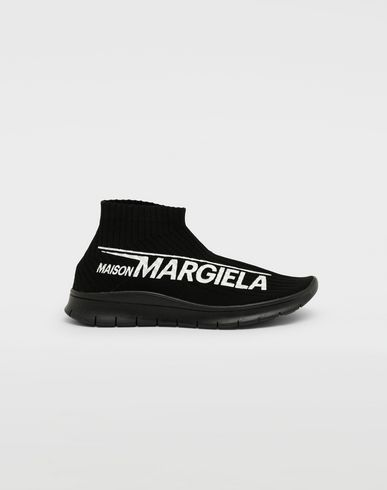 MAISON MARGIELA Sneakers [*** pickupInStoreShippingNotGuaranteed_info ***] Dirty Treatment low top sock runners f