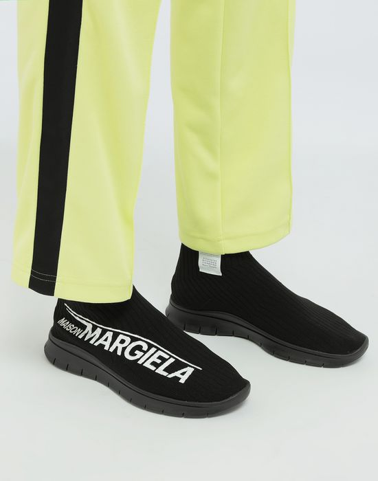 MAISON MARGIELA Dirty Treatment low top sock runners Sneakers [*** pickupInStoreShippingNotGuaranteed_info ***] b