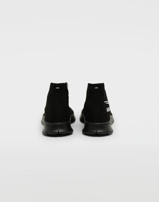 MAISON MARGIELA Dirty Treatment low top sock runners Sneakers [*** pickupInStoreShippingNotGuaranteed_info ***] d