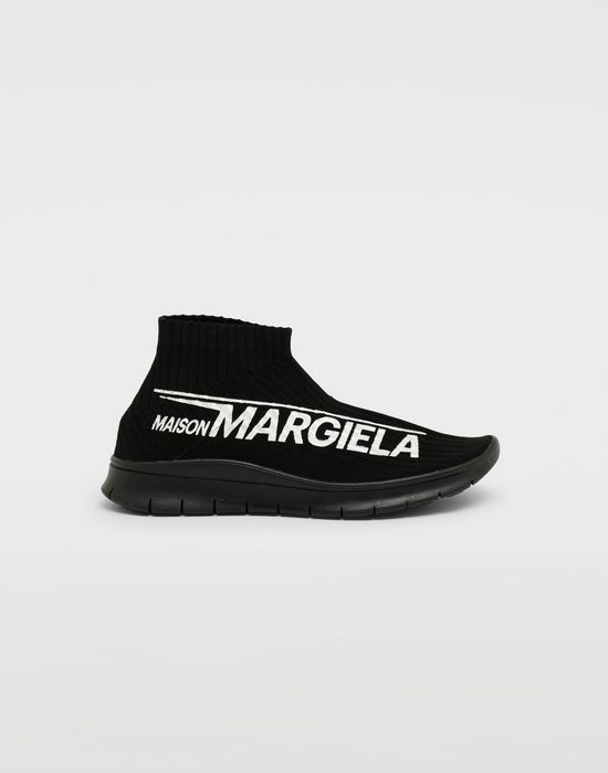 MAISON MARGIELA Dirty Treatment low top sock runners Sneakers [*** pickupInStoreShippingNotGuaranteed_info ***] f