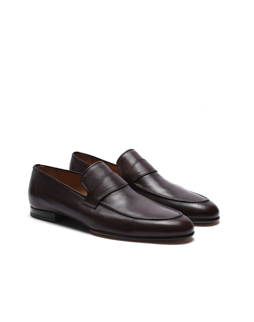 BRIONI Havana Penny Loafer Formal shoes [*** pickupInStoreShippingNotGuaranteed_info ***] d