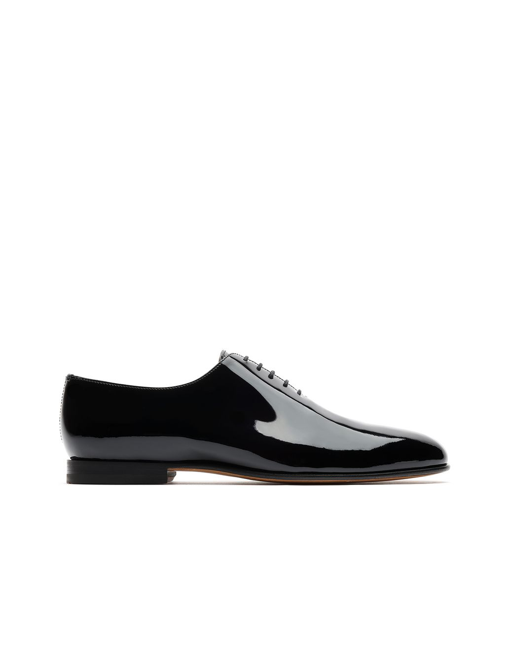 BRIONI Black Oxford Foot Glove Shoes Formal shoes [*** pickupInStoreShippingNotGuaranteed_info ***] f
