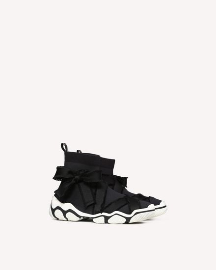 REDValentino Sneakers Dame RQ2S0B89YMN 0NO f