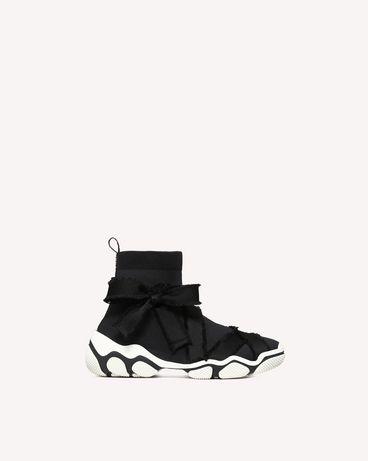 REDValentino RQ2S0B89YMN 0NO Sneaker Woman a
