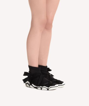 REDValentino RQ2S0B89YMN 0NO Sneaker Woman b