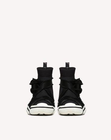 REDValentino RQ2S0B89YMN 0NO Sneaker Woman d