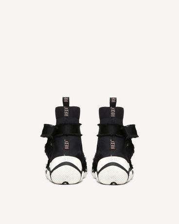 REDValentino RQ2S0B89YMN 0NO Sneaker Woman r