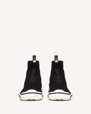 REDValentino RQ2S0C14LJW 0NO Sneaker Woman d
