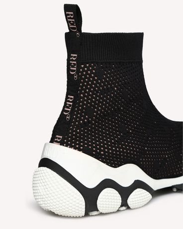 REDValentino RQ2S0C14LJW 0NO Sneaker Woman e