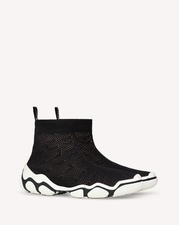REDValentino RQ2S0C14LJW 0NO Sneaker Woman f