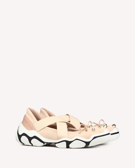 REDValentino Sneakers Dame RQ2S0C00EPT 377 f
