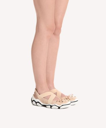 REDValentino RQ2S0C00EPT 377 Sneaker Woman b