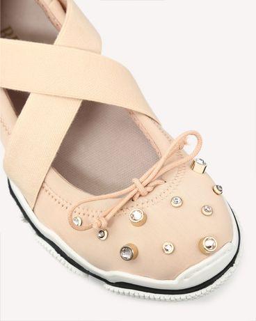 REDValentino RQ2S0C00EPT 377 Sneaker Woman e