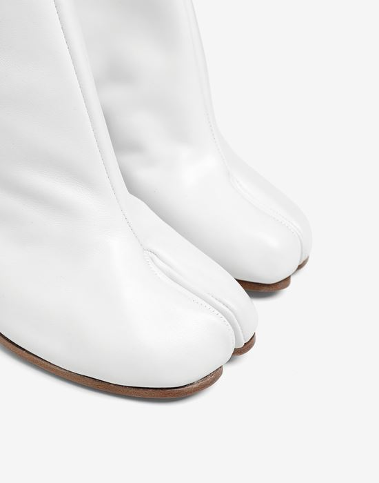 MAISON MARGIELA Tabi calfskin boots Ankle boots [*** pickupInStoreShipping_info ***] a
